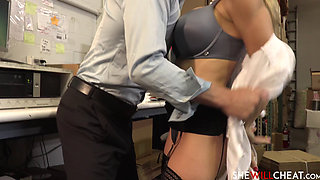 Bossy Wife Squirts On A Young Hunks Cock