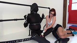Crazy Amateur clip with Femdom, Threesome scenes