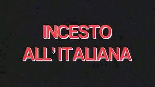 Incesto All'Italiana