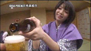 Amazing Japanese model Akie Harada in Crazy Latex, Doggy Style JAV video