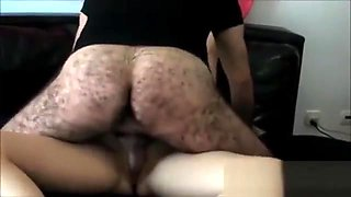 Milf Amateur Fetish - Extreme oral and anal sex