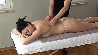Massage boobs