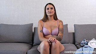 CastingCouch-HD - Ashley