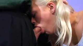 Husband And Wife Double Team Babysitter