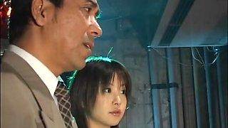 Crazy Japanese chick in Horny Slave, Fetish JAV clip