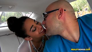 Mexican teen Penelope Stone