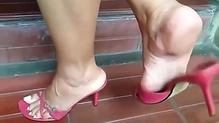 Hottest porn scene Feet great , it's amazing