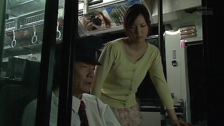 Fucked Japanese Girl By Bus Driver