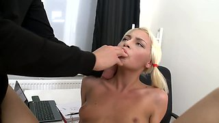 beautiful Girl Fucked Hard In Face And Ass
