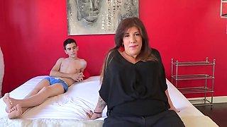 Estrella wants to fuck junior man jordi