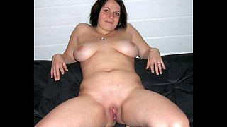 Naked BBW GFs with Huge Boobs!