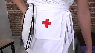 New Nurse at the Sperm Bank - Kylie Sinner
