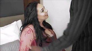 A.L - Hot phat ass women date Black bull