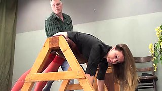 Tyron spanking 2
