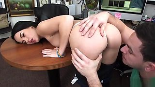 HoInHeadlights - Megan Rain - Megan Rain Gets Caught In The Jizz Rain