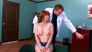 Hot Kinky Patient (Penny Pax) Seduced By Doctor Enjoy Sex Treatment clip-24