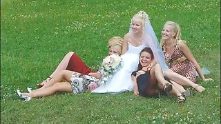 Real Young Brides Caught Naked!