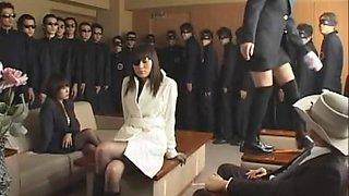 Incredible Japanese model Ryoko Mizusaki, Shizuku Tsukino, Kokoro Amano in Hottest Compilation, Swallow JAV clip