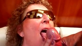 A compilation video with nasty broads getting facials