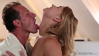 Never in her life did step daughter had her pussy fucked so good