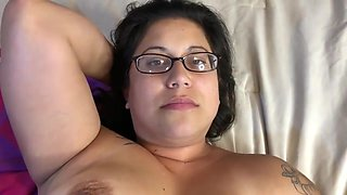 Eating Squirt Pizza And Big Cock Cumshot