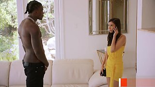 Gianna Dior husband has a black surprise for her.