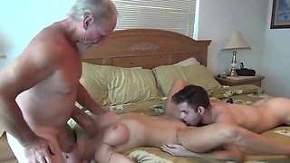 dad and son fucking hot mom