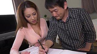 Kitayama Kan Av Japanese Working Boobs Faulty Milk Family Teacher Hen