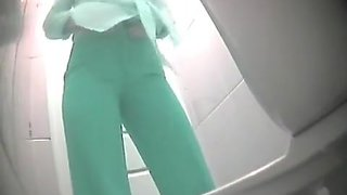 Hidden Cam On Toilet