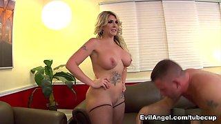 Crazy pornstar Kelli Staxxx in Amazing BBW, Stockings xxx video