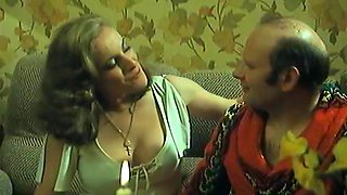 Hottest creampie classic movie with Jean-Pierre Armand and Francis Leroi