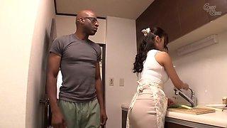 Best Japanese slut Reiko Kobayakawa in Hottest big dick, couple JAV scene