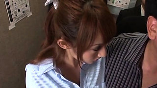 Appetizing housewife Reon Otowa craves for extreme fuck