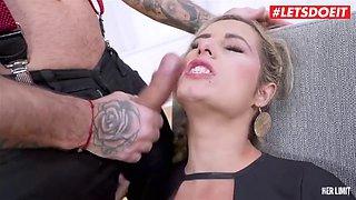 Letsdoeit phat ass brazilian babe rough ass fucked