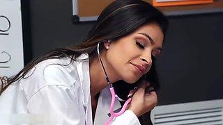 Doc handjob