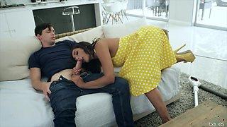 Alex Davis & Tiffany Watson & Leia in Birthday Surprise - BabesNetwork