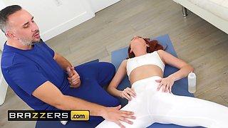 Brazzers Lacy Lennon Keiran Lee Yoga Freaks Episode Eleven
