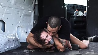 Bondage gangbang facial and teen creampie compilation This f