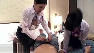 Japanese hostess rough sex in hotel