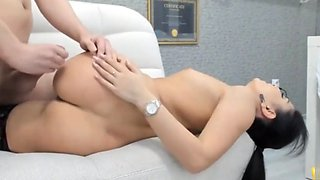 Perfect german webcam girl fucking