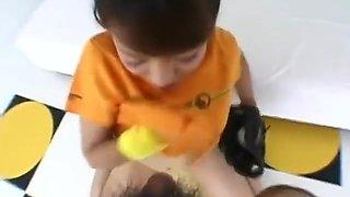 Mao Tachibana hot Japanese doll gives part5