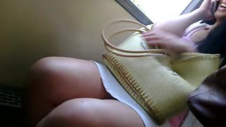 Flashing in bus
