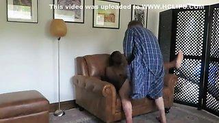 African Maid - HJ/BJ amateur