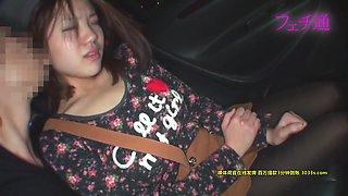 Japanese Av Cute Female College Student Caught By Fetish Communication Nanpa