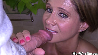 Hot Wife Rio in TABOO MOMMY TALK  17