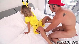 High heels teen anal first time The Last Pikahoe