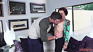 Skinny mature woman likes to have casual sex with younger guys, every once in a while
