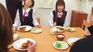 Gokkun School Girls and Family Part 3