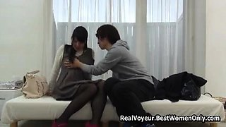 Japanese Stepsister And Virgin Stepbrother Sex Lesson