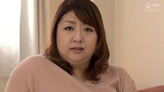 初撮り人妻ドキュメント 加賀美涼子(japanese bbw)